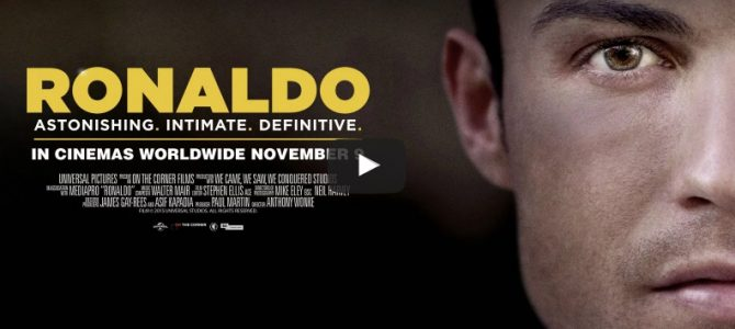 Documental sobre «RONALDO»